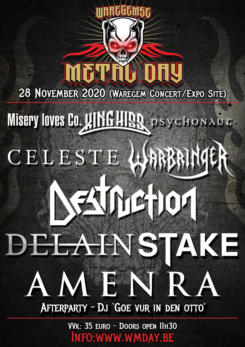 Waregemse Metal Day